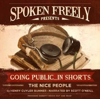 Аудиокнига Nice People