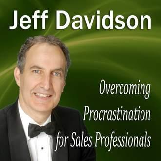 Аудиокнига Overcoming Procrastination for Sales Professionals