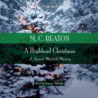 Аудиокнига Highland Christmas