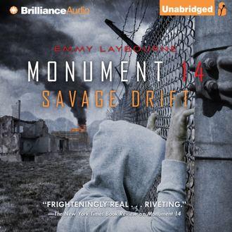 Аудиокнига Savage Drift
