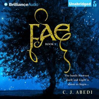 Аудиокнига Fae