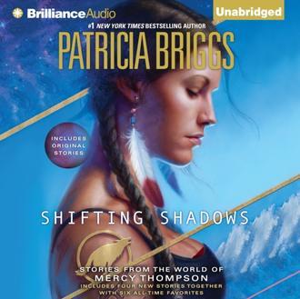 Аудиокнига Shifting Shadows