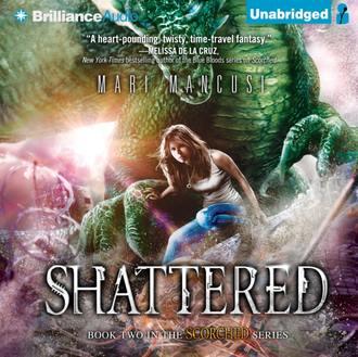 Аудиокнига Shattered