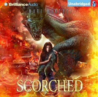 Аудиокнига Scorched