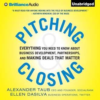 Аудиокнига Pitching and Closing