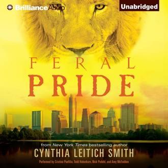Аудиокнига Feral Pride