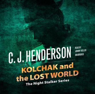 Аудиокнига Kolchak and the Lost World