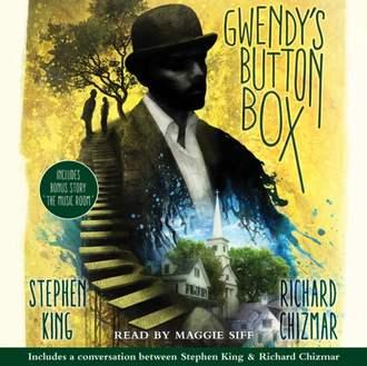 Аудиокнига Gwendy's Button Box