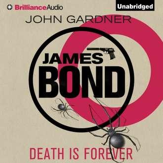 Аудиокнига Death is Forever