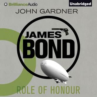 Аудиокнига Role of Honour