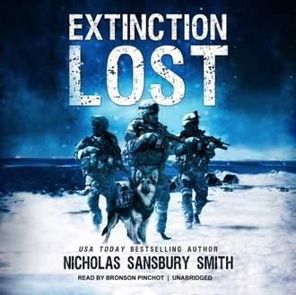 Аудиокнига Extinction Lost