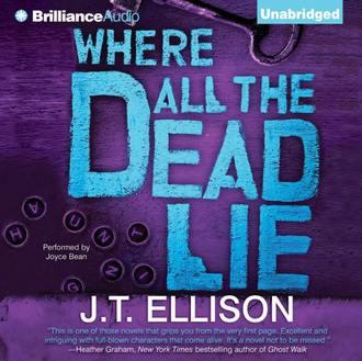 Аудиокнига Where All the Dead Lie