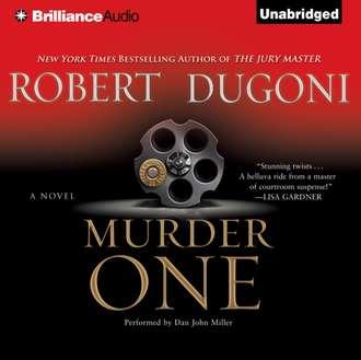 Аудиокнига Murder One