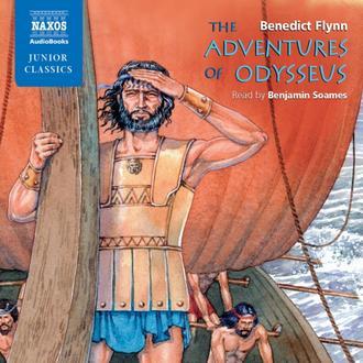 Аудиокнига Adventures of Odysseus