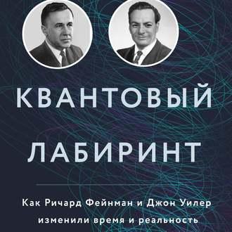 Аудиокнига Квантовый лабиринт. Как Ричард Фейнман и Джон Уилер изменили время и реальность