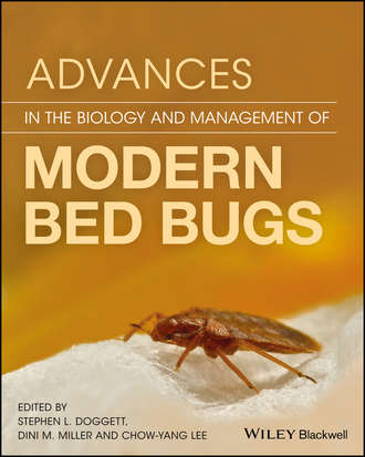 Купить Advances in the Biology and Management of Modern Bed Bugs