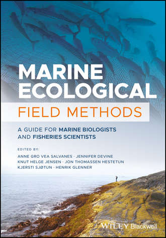 Купить Marine Ecological Field Methods