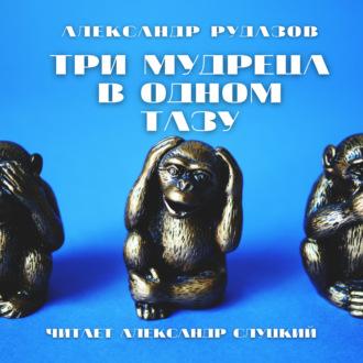 Аудиокнига Три мудреца в одном тазу