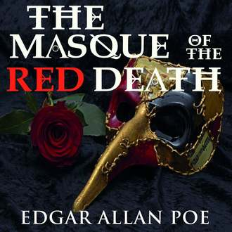 Аудиокнига The Masque of the Red Death
