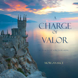 Аудиокнига A Charge of Valor