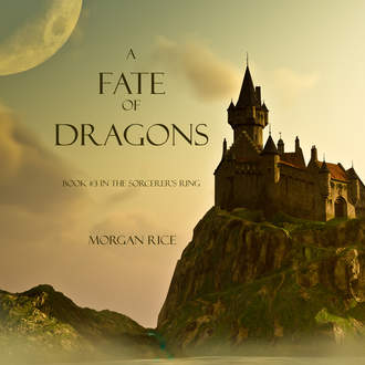 Аудиокнига A Fate of Dragons