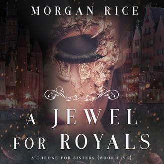 Аудиокнига A Jewel For Royals