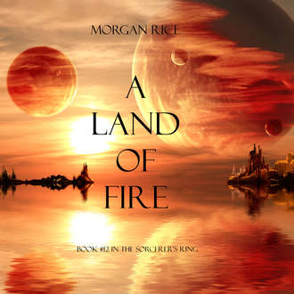 Аудиокнига A Land of Fire