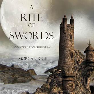 Аудиокнига A Rite of Swords