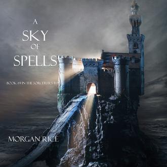 Аудиокнига A Sky of Spells