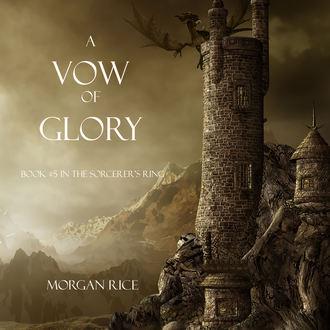 Аудиокнига A Vow of Glory