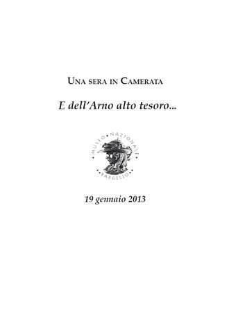 Купить Una sera in Camerata