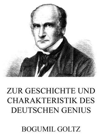 Купить Zur Geschichte und Charakteristik des deutschen Genius