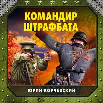 Аудиокнига Командир штрафбата
