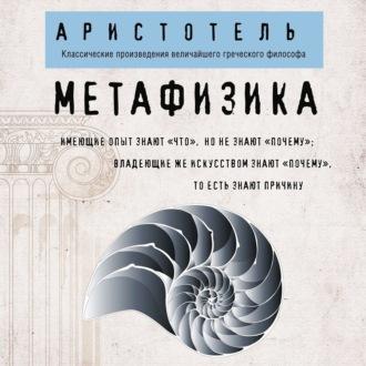 Аудиокнига Метафизика