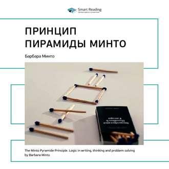 Аудиокнига Барбара Минто: Принцип пирамиды Минто. Саммари