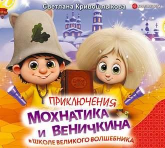 Аудиокнига Приключения Мохнатика и Веничкина в школе Великого Волшебника