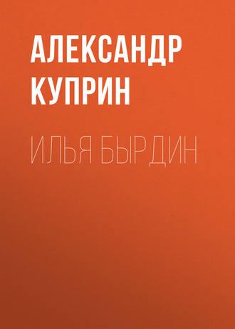 Аудиокнига Илья Бырдин