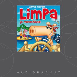 Аудиокнига Limpa ja mereröövlid