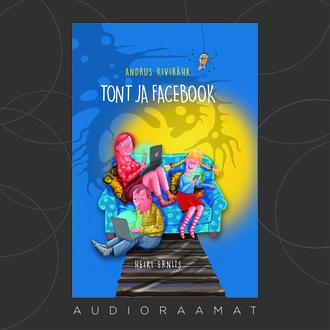 Аудиокнига Tont ja Facebook