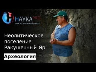 Аудиокнига Неолитическое поселение Ракушечный Яр