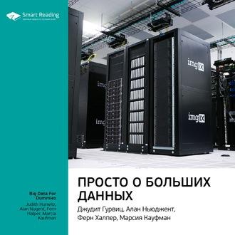 Аудиокнига Краткое содержание книги: Просто о больших данных. Джудит Гурвиц и другие