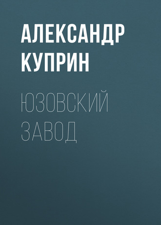Аудиокнига Юзовский завод