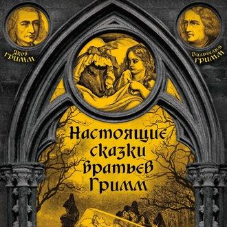 Аудиокнига Настоящие сказки братьев Гримм. Часть 1