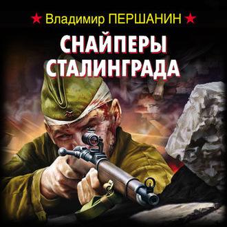 Аудиокнига Снайперы Сталинграда