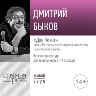 Аудиокнига Лекция «Дон Кихот»