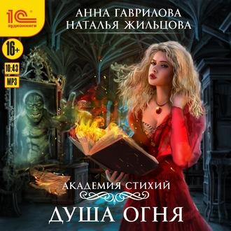 Аудиокнига Академия Стихий. Душа Огня