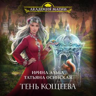 Аудиокнига Тень Кощеева