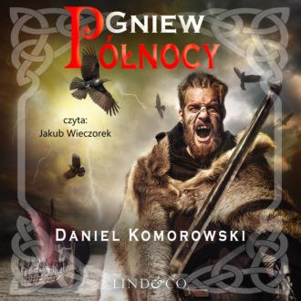 Аудиокнига Gniew Północy