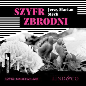Аудиокнига Szyfr zbrodni