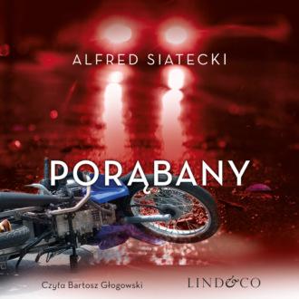Аудиокнига Porąbany